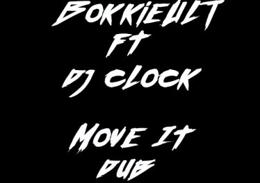 Bokkieult & DJ Clock - Move It (Dub)