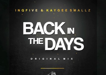 InQfive & KG Smallz - Back In The Days