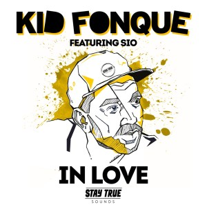 Kid Fonque feat. Sio - In Love (China Charmeleon Remix)