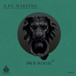 X Da Meastro - Dub Room EP