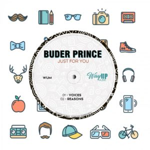 Buder Prince - Just For You EP
