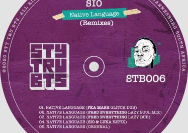Sio - Native Language (Fka Mash Glitch Dub), latest house music, deep house tracks, house music download, club music, afro house music, new house music south africa, afro deep house, tribal house music, best house music, african house music, soulful house