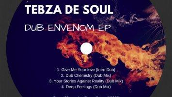 Tebza De SouL - Dub Envenom EP