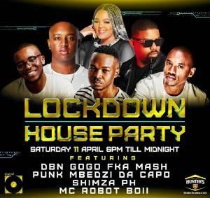 Da Capo - LockDown House Party (Live Mix)