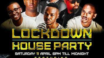 Da Capo - LockDown House Party (Live Mix)