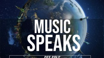 Gee Sole - Music Speaks (Blizzard Beats Deep Fusion Mix)