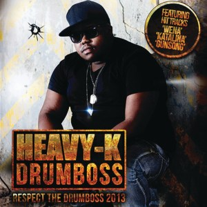 Heavy-K - Respect The Drumboss 2013