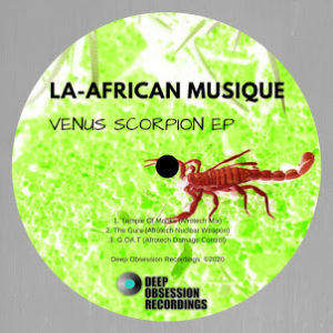 La-African Musique - Venus Scorpion EP