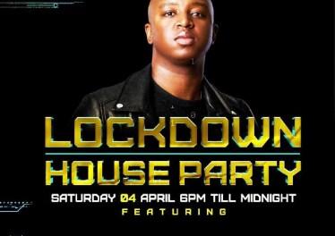 Shimza - Lockdown House Party (Live Mix)