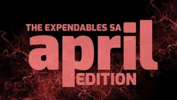 The Expendables SA - April Edition