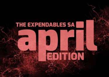 The Expendables SA - April Edition