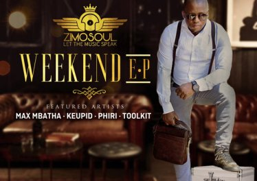 Zimosoul - Weekend EP