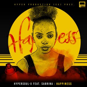 HyperSOUL-X & Sabrina - Happiness (Afro HT)