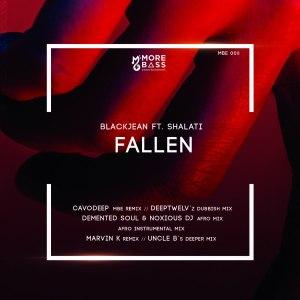 BlackJean, Shalati - Fallen (Demented Soul & Noxious DJ Afro Mix)