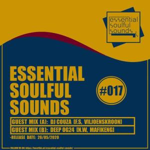 DJ Couza - Essential Soulful Sounds 017 Guest Mix
