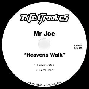 Mr Joe - Heavens Walk EP
