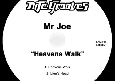 Mr Joe - Heavens Walk EP