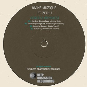 8nine Muzique, Zethu - Sondela (Remixes)