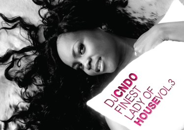 DJ Cndo - Finest Lady of House, Vol. 3 (Album 2014)