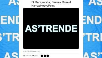 Prince Kaybee - As'Trende (feat. Mampintsha, Peekay Mzee & KamzaHeavyPoint)