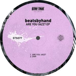 beatsbyhand - Are You Jazz? EP
