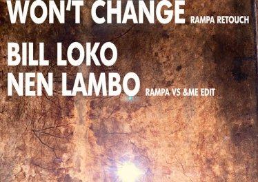 Manqo - Won't Change (Rampa Retouch)