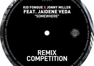 Kid fonque, Jonny Miller ft. Jaidene Veda - Somewhere (InQfive Special Touch)