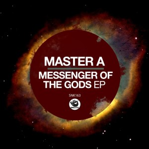 Master A - Messenger Of The Gods EP