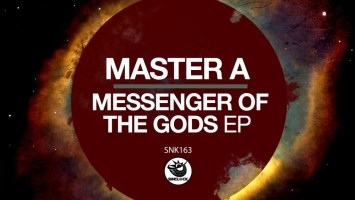 Master A - Messenger Of The Gods EP Master A