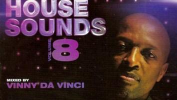 House Afrika - Deep House Sounds 8 (Mixed by Vinny Da Vinci)