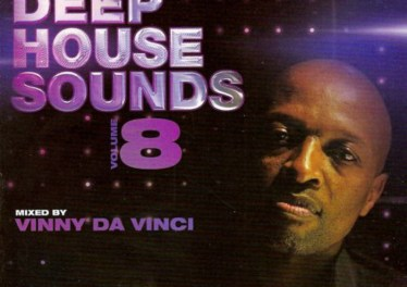 House Afrika - Deep House Sounds 8 (Mixed by Vinny Da Vinci)