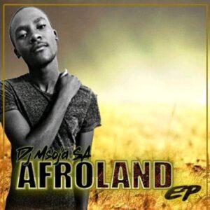 Dj Msoja SA - Planet Afro (feat. Pablo SA)