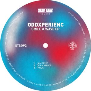 OddXperienc - Smile & Wave EP