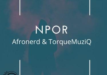 AfroNerd - Npor (feat. TorQue MuziQ)