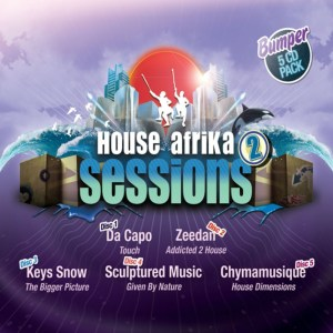 Chymamusique - House Dimensions (House Afrika Session 2 Disc 5)