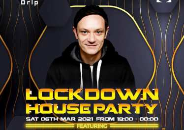 Ralf Gum - Lockdown House Party (6th March 2021)