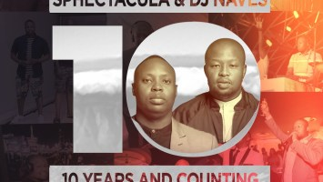 Sphectacula and Dj Naves - 10 Years And Counting (Album)