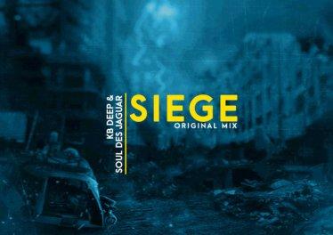 KB Deep & Soul Des Jaguar - Siege (Original Mix)