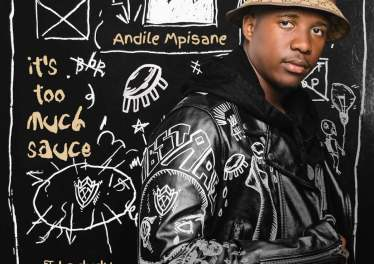 Andile Mpisane - It's Too Much Sauce (feat. LadyDu, Reece & Zuma)