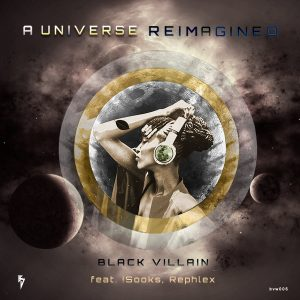 Black Villain - A Universe Reimagined EP