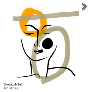 Donald-tek - The Return EP