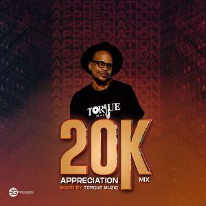 TorQue MuziQ - 20K Appreciation Mix