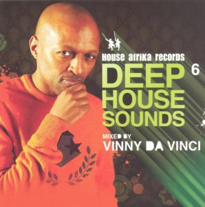 Vinny Da Vinci - Deep House Sounds Volume 6
