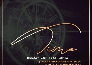Deejay Cup - Time Remixes (feat. Zinia)