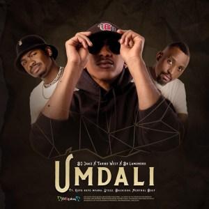 DJ Jawz, Taribo West & Dr. Lamondro - Umdali (feat. Kopo Kopo Mfana, Steez, Daskidoh & Menthol Deep)