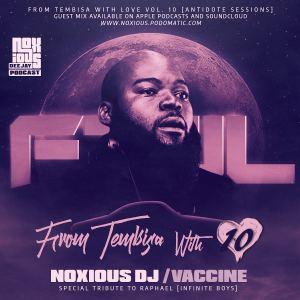 Noxious Dj - FTWL10 (Raphael's Mix)