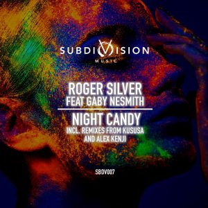 Roger Silver, Gaby Nesmith - Night Candy (Kususa Remix)