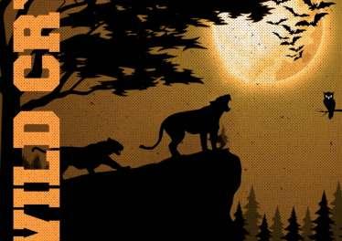 40D & Flaton Fox - Wild Cry (feat. Rhodalia Silvestre)
