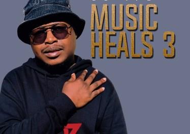 DJ TPZ - Music Heals 3 EP