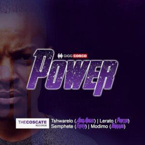 Gigg Cosco - Power EP